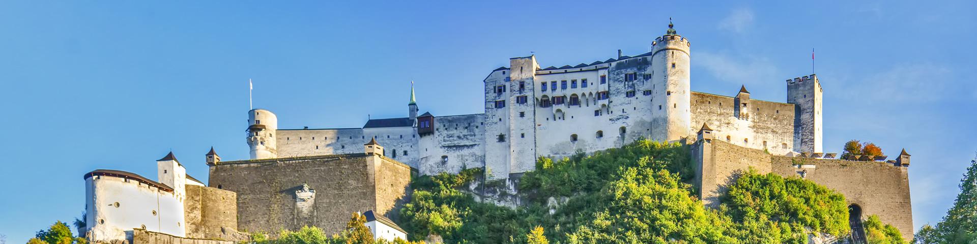 Salzburg - Sitz von Rechtsanwalt Dr. Roland Garstenauer